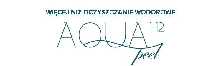 Logotyp Aquapeel H2