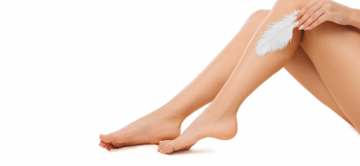 Gładkie nogi