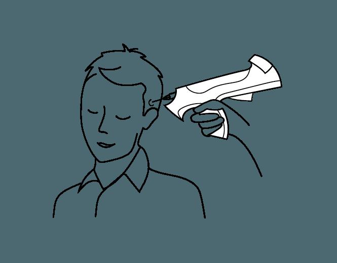 Karboksyterapia skóry głowy dla mężczyzn