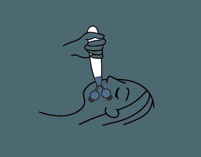 Oczyszczanie wodorowe na twarz