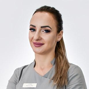 kosmetolog Ewelina Maj